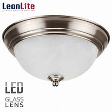 Deckenleuchte Dimmbar Led - leonlite 15w led flush mount ceiling light led ceiling
