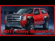 2020 Chevrolet Blazer K 5  Cars Specs Release Date