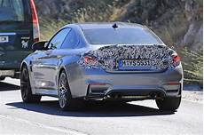 Bmw M4 Facelift - 2017 bmw m4 coupe spied with minor updates forcegt