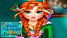 frozen real haircuts disney princess frozen haircuts up game online for kids
