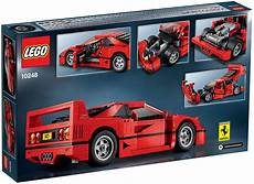 lego voiture de sport lego f40 is plastic fantastico w