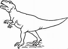Ausmalbilder Dinosaurier T Rex T Rex Ausmalbild Ausmalbilder F 252 R Kinder