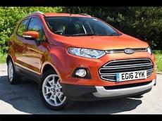 used ford ecosport 1 5 titanium 5dr powershift mars