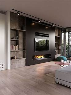 slovenia on behance in 2019 fireplace tv wall living