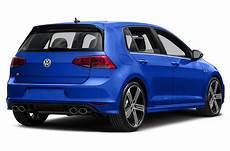 New 2017 Volkswagen Golf R Price Photos Reviews