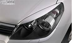 vauxhall opel astra h 04 07 headlight brows abs