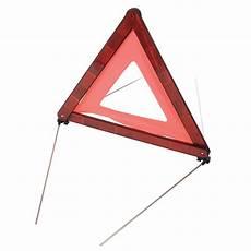 triangle pour voiture triangle de s 233 curit 233 r 233 fl 233 chissant pour voiture silverline 140958 outillage professionnel