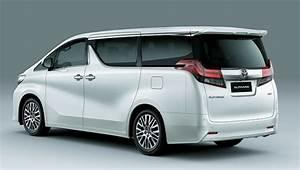 2015 Toyota Alphard Redesign Exl Price  FutuCars Concept