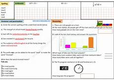year 3 free worksheets the educates