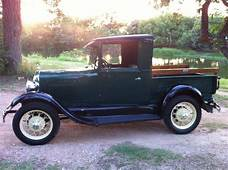 1929 Ford Model A Closed Cab Pick Up For Sale  Hemmings