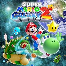 mario galaxy 2 wallpaper hd wallpapersafari
