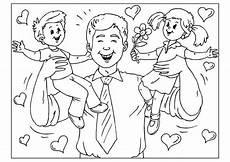 Malvorlage Vatertag Malvorlage Vatertag Ausmalbild 25776