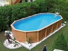 Steirerbecken Pool 6 1x3 7x1 32m Supreme De Luxe Wood