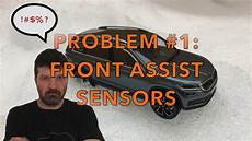My Skoda Kodiaq Problem 1 Front Assist Sensors