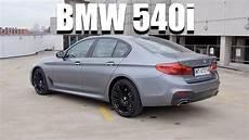 bmw g 30 bmw 540i g30 pl test i jazda pr 243 bna