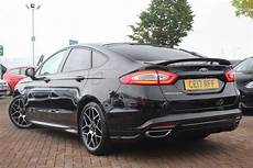 ford mondeo st used 2017 ford mondeo 2 0 tdci 180 st line 5dr for sale in