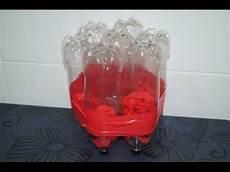 taburete con botellas de pl 193 stico mejorado reciclaje de botellas latas potes tapas y chapas