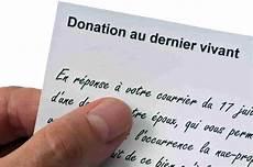 Donation Au Dernier Vivant