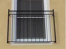 französischer balkon verzinkt balkone metallbalkone balkongel 228 nder absturzsicherungen