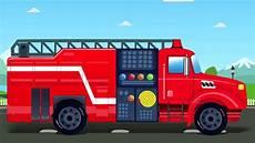 Mobil Garasi Api Truk Kartun Untuk Anak Populer Anak