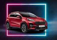 Kia Sportage Sonderedition Team Newcarz De
