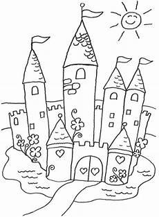 Ausmalbild Prinzessin Schloss Ausmalbild Prinzessin M 228 Rchenschloss Kostenlos Ausdrucken