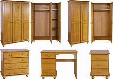 Schlafzimmer Pinie Massiv - hshire solid antique pine bedroom furniture wardrobe