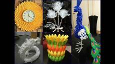 Handmade Home Decor Ideas From Recycled Materials by Plastic Spoon Craft Ideas Recycled Home Decor