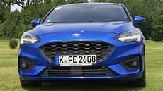 Focus St Mk4 - ford focus st line 2018 mk4 review fahrbericht p1tv