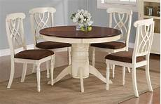 Apartment Furniture Kitchen Table by 42 Quot Lander Oak Buttermilk Kitchen Table Set In 2019