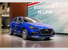 2019 Hyundai Elantra GT N Line hatchback is here because