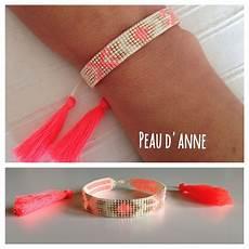 fabriquer bracelet perle fabriquer un bracelet en perle de rocaille bijoux 224 la mode