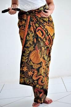 the hartanto s family tutorial cara pakai dan lilit kain batik sebagai rok bawahan