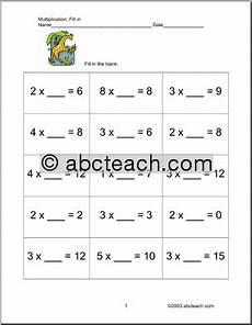 worksheets in geometry 749 worksheet multiplication 1 digit missing factors preview 1 multiplication math
