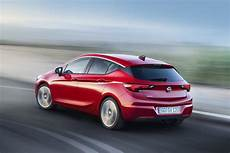 Opel Astra 2016 - 2016 opel astra leaked before frankfurt auto show