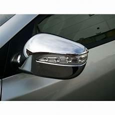 Coque De Retroviseur Chrome Pour Hyundai Ix35 Couvre R 233 Tro