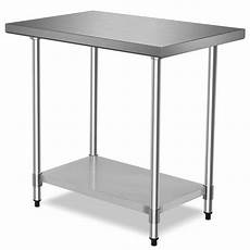 stainless steel furniture and accessories for the kitchen new 24 quot x 36 quot stainless steel commercial kitchen work food
