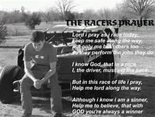 Racers Prayer  Random Racing Quotes Dirt Track