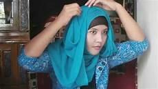 Cara Memakai Jilbab Simple Dan Modis