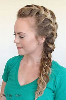 hairstyles with side braids 8 easy hairstyles for extremely hair