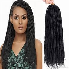 2019 22 Senegalese Twist Crochet Hair Braids Small