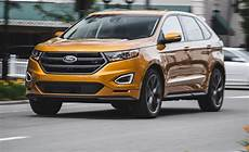 ford edge test 2015 ford edge sport 2 7l ecoboost test review car and