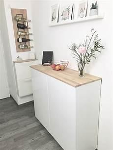 Ikea Hack Metod Wandschrank Als Sideboard Teil Ii