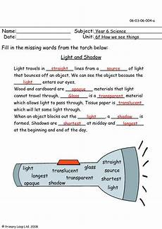 year 8 science worksheets uk 12434 primaryleap co uk light and shadow worksheet science worksheets light science 4th grade