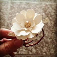 paper flower napkin rings weddingbee photo gallery