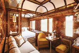 These Luxury Trains In Europe Will Take Your Breath Away