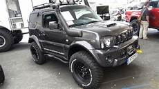 2017 Suzuki Jimny Extreme32 Exterior And Interior