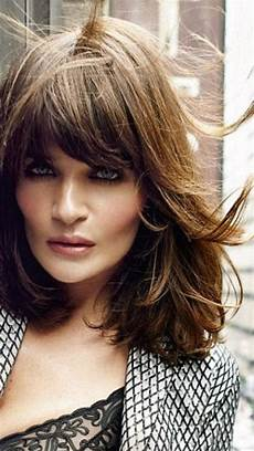 helena christensen beauty hair makeup hair cuts hair hair styles