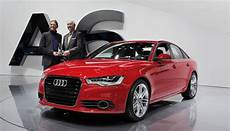 audi a6 hybride audi shows 2012 a6 hybrid promising 30 plus mpg