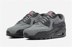 nike air max 90 essential grey suede aj1285 025 release